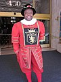 Sir Francis Drake Hotel doorman.JPG