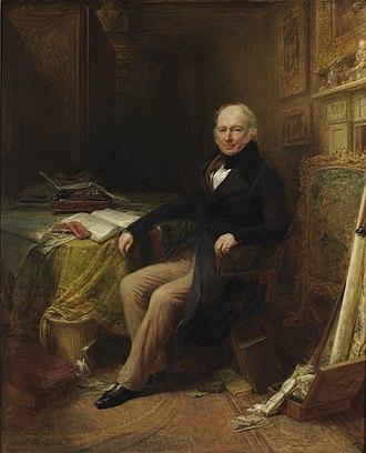 Thomas Baring (1799–1873) - Image: Sir Thomas Baring