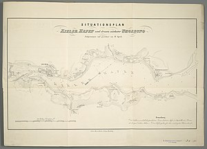 Situationsplan Vom Kieler Hafen und dessen nächster Umgebung 09.jpg