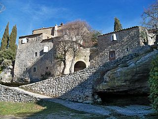 Sivergues Commune in Provence-Alpes-Côte dAzur, France
