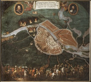 Slaget vid Novgorod 1611 (Johan Hammer) - Nationalmuseum - 35876.tif