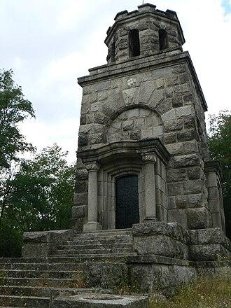 Aleksandar Stamboliyski - Memorial ossuary of Aleksandar Stamboliyski