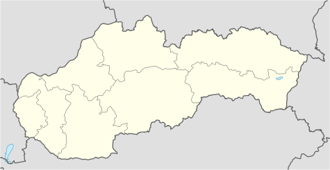 Slovakia location map.svg