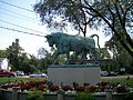Smithtown Bull-Side View from NY 25A.JPG