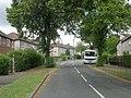 Snapethorpe Road - viewed from Whinney Moor Avenue - geograph.org.uk - 1399072.jpg