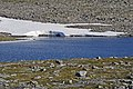 Snow in the summer, Nordkinn Norway july 2007 - panoramio.jpg