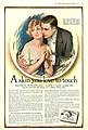 Soap advertisement with painting by Alonzo Myron Kimball, 1916.jpg