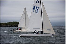 La Boston Harbor Island Regatta 2012