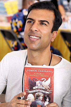 Soman Chainani cover