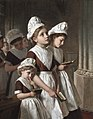 Sophie Gengembre Anderson - Foundling Girls at Prayer in the Chapel.jpg