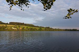 Soppensee - Image: Soppensee