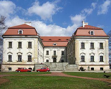 Sosnicowice castle