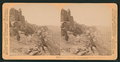 South side of Wolpi, a Moki refuge from the Spanish conqueror, Arizona, U.S.A, by Underwood & Underwood.png