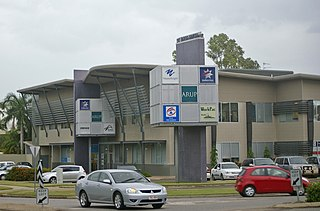 TND Television station in Darwin, Northern Territory