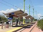 Southwest at Fairpark station, Aug 15.jpg