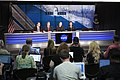 SpaceX CRS-8 post-launch press conference (25713271413).jpg