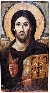 Image result for christ pantocrator, sinai
