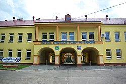 Specialistic Hospital in Sanok June 2014.jpg