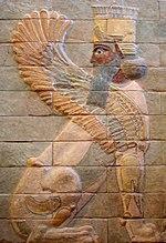 Sphinx Darius Louvre