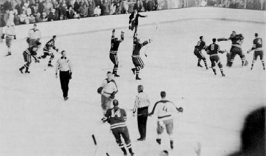 Squaw-Valley-US-Russia-Final Buzzer-1960
