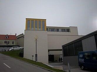 "Metropolitanate of Zagreb and Ljubljana - Serbian Orthodox Secondary School ""Kantakuzina Katarina Branković"""