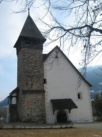 Ilanz - Church of St. Martin