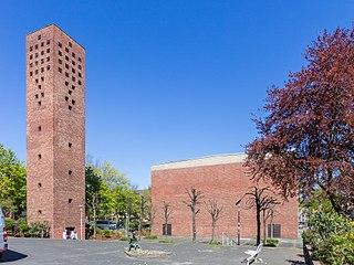 Iglesia de San Bartolomé, Colonia-Ehrenfeld (1959-1960)