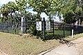 St. John's Episcopal Church Cemetery fence and sign.jpg