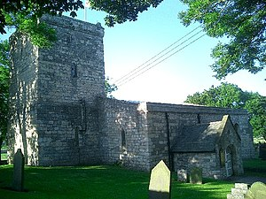 Hart, County Durham - Image: St. Mary Magdalene, Hart Village. geograph.org.uk 24756