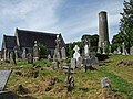 St Bartholomew's Church and Round Tower at Kinneigh - geograph.org.uk - 537583.jpg