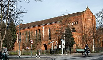 The Garden Village, Kingston upon Hull - St Columba's Church, Parish of Drypool