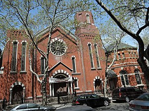 Isaac E. Ditmars - St Elias Greek Rite Catholic Church, Greenpoint