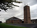 St Elizabeth's Church, Harraby, Carlisle - geograph.org.uk - 265620.jpg