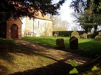 Ashmansworth - Image: St James Church Ashmansworth
