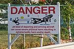 St Martin Airport Sign (8447616609).jpg