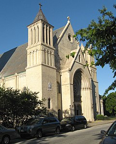 St Charles Church Staten Island