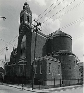 St. Thomas the Apostles Church (Detroit, Michigan)