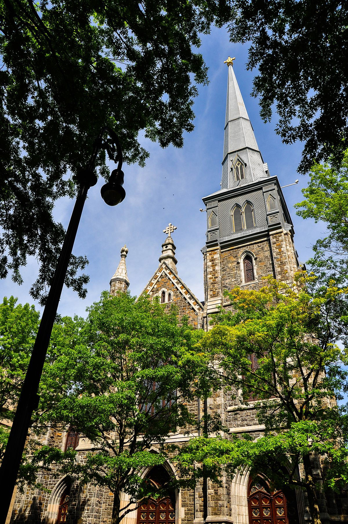 St. Mary's Church (New Haven, Connecticut) - Wikipedia