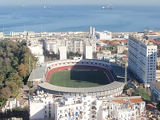 August 20, 1955 Stadium (Algiers) - Image: Stade du 20 août 1955 (Alger) 2013 01 08