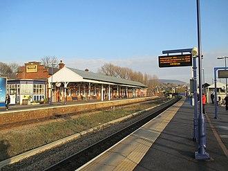Stalybridge railway station - Stalybridge railway station