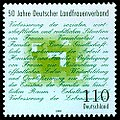Stamp Germany 1998 MiNr1988 Deutscher Landfrauenverband.jpg