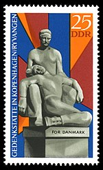Stamp of the German Democratic Republic, 1969