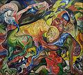 Stanisław Ignacy Witkiewicz - Walka - Google Art Project.jpg
