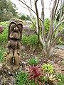 Starr-110307-2545-Lagerstroemia indica-trunk and tiki-Kula Botanical Garden-Maui (24984963631).jpg