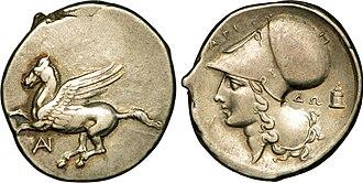 Anactorium - Coin of Anactorium