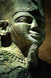 Statue, claimed to depict Natakamani found in Tabo on the isle of Argo.jpg