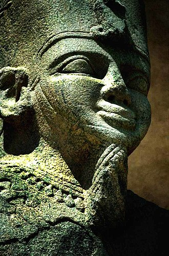 Natakamani - A statue that may depict Natakamani