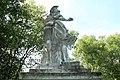 Statue équestre de Louis XIV sous les traits de Marcus Curtius le 11 septembre 2015 - 09.jpg