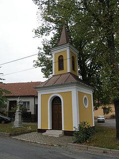 Štěchov Municipality in South Moravian, Czech Republic
