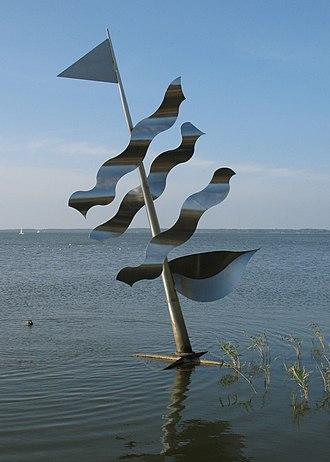 Steinhuder Meer - Sculpture in Steinhude